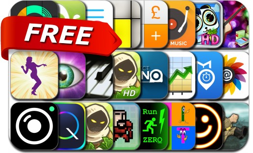 iPhone & iPad Apps Gone Free - January 31, 2015