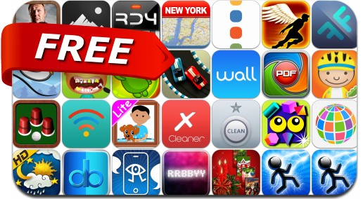 iPhone & iPad Apps Gone Free - November 16