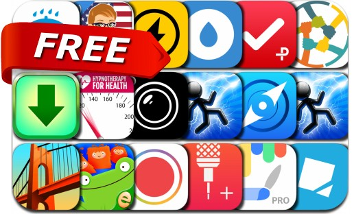 iPhone & iPad Apps Gone Free - February 28, 2016