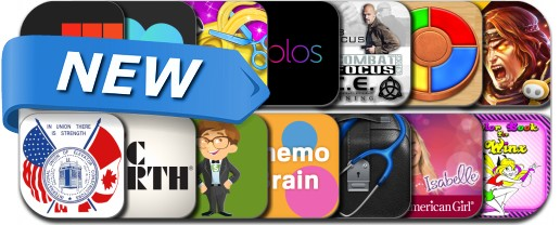 Newly Released iPhone & iPad Apps - January 2