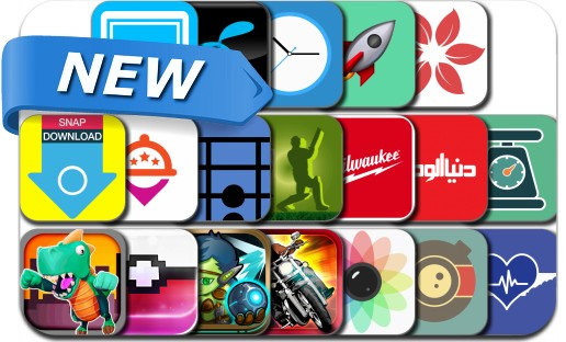 Newly Released iPhone & iPad Apps - March 8, 2015