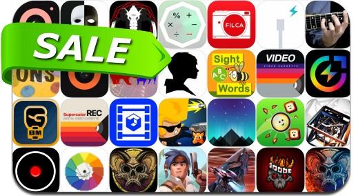 iPhone & iPad App Price Drops - October 4, 2021