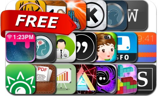 iPhone & iPad Apps Gone Free - March 1, 2015