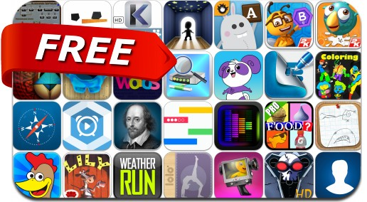 iPhone & iPad Apps Gone Free - January 16