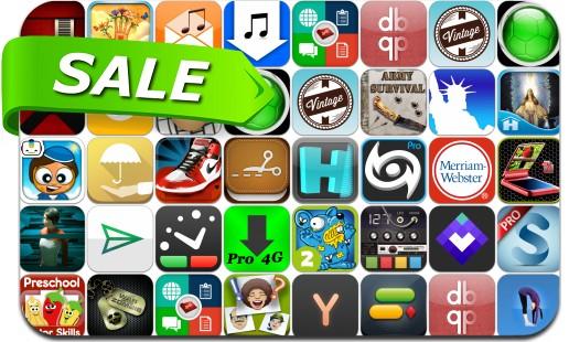 iPhone & iPad App Price Drops - June 16, 2014