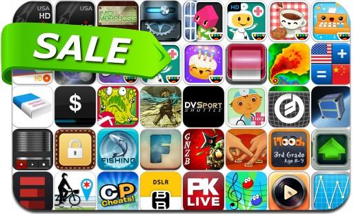 iPhone & iPad App Price Drops - July 26