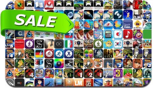 iPhone & iPad App Price Drops - July 4