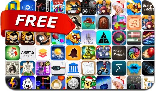 iPhone & iPad Apps Gone Free - November 28