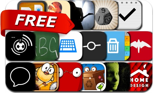 iPhone & iPad Apps Gone Free - December 3, 2015