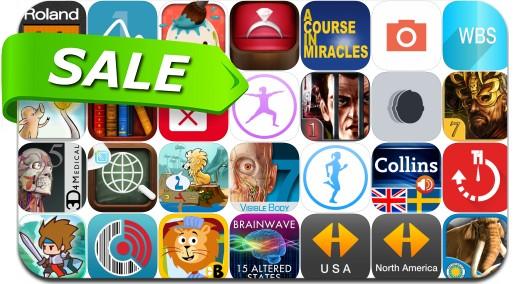 iPhone & iPad App Price Drops - December 15, 2015
