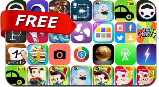 iPhone & iPad Apps Gone Free - July 25, 2015