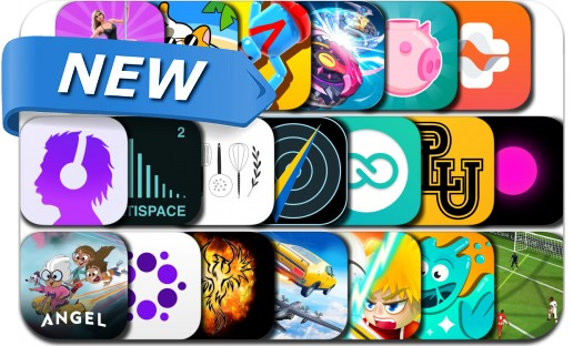 Newly Released iPhone & iPad Apps - October 13, 2021