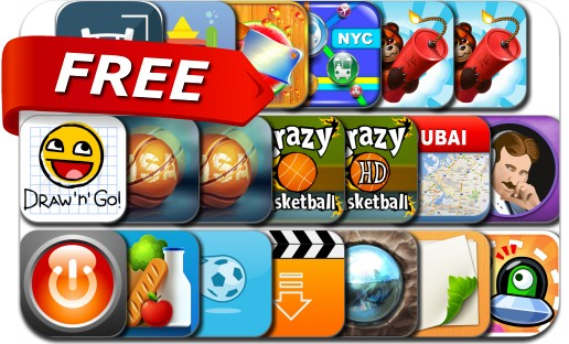 iPhone & iPad Apps Gone Free - March 14, 2015