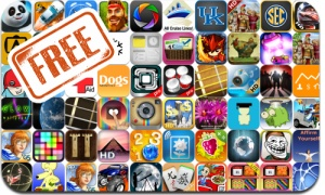 iPhone and iPad Apps Gone Free - November 2