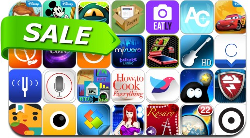 iPhone & iPad App Price Drops - March 24, 2014