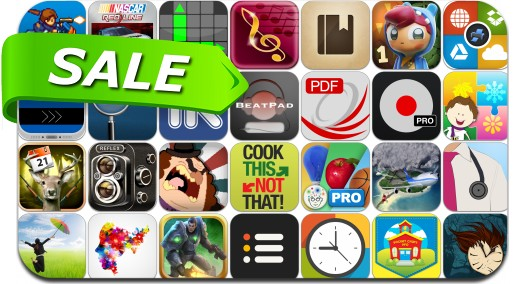 iPhone & iPad App Price Drops - August 19, 2014