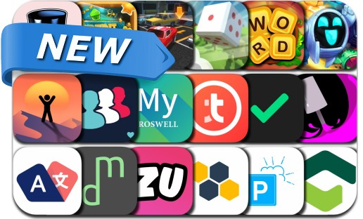 Newly Released iPhone & iPad Apps - May 1, 2020
