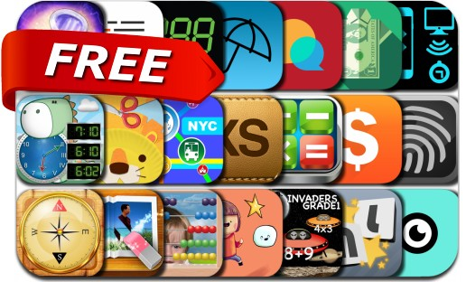 iPhone & iPad Apps Gone Free - December 22, 2017