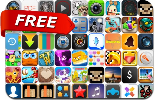 iPhone & iPad Apps Gone Free - September 20
