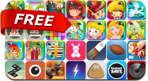 iPhone & iPad Apps Gone Free - July 23, 2014