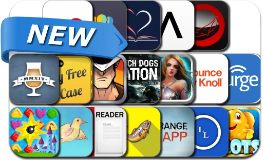 Newly Released iPhone & iPad Apps - June 8, 2014