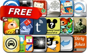 iPhone and iPad Apps Gone Free - December 24