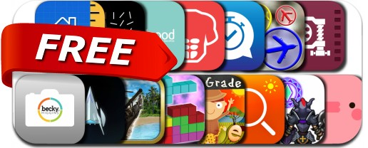 iPhone & iPad Apps Gone Free - April 7, 2018