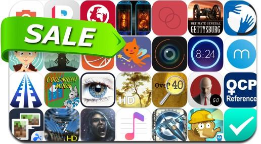 iPhone & iPad App Price Drops - June 24, 2015