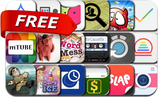 iPhone & iPad Apps Gone Free - January 2, 2015