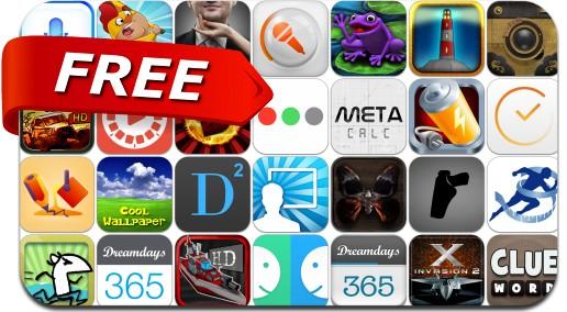 iPhone & iPad Apps Gone Free - November 20