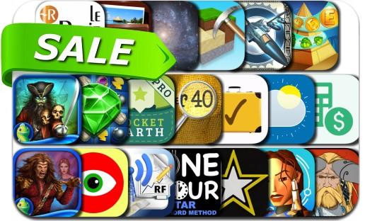 iPhone & iPad App Price Drops - January 6, 2016