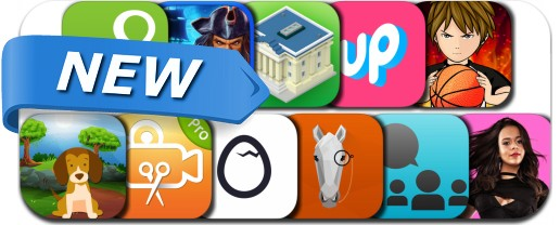 Newly Released iPhone & iPad Apps - March 14, 2017
