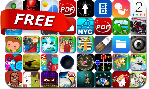 iPhone & iPad Apps Gone Free - March 28, 2014