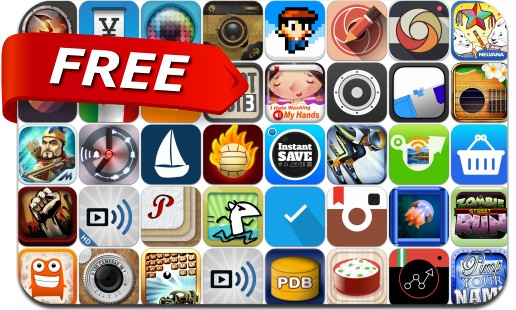 iPhone & iPad Apps Gone Free - April 18, 2014