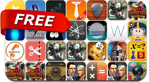 iPhone & iPad Apps Gone Free - January 13