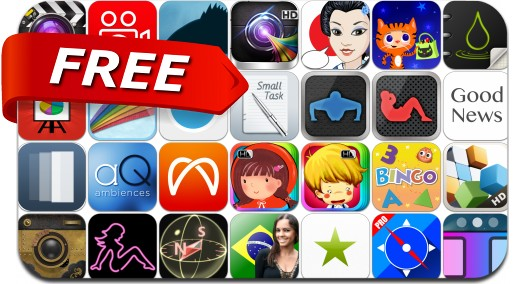 iPhone & iPad Apps Gone Free - January 6