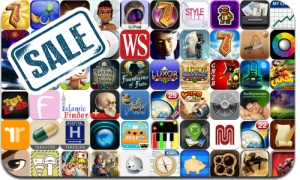 iPhone and iPad Apps Price Drops - July 25