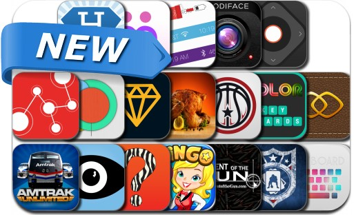 Newly Released iPhone & iPad Apps - January 29, 2014