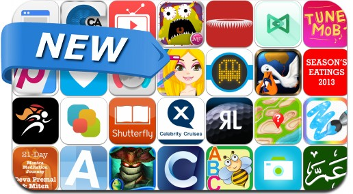 Newly Released iPhone & iPad Apps - August 6