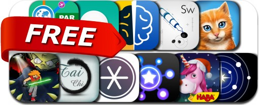 iPhone & iPad Apps Gone Free - December 11, 2016