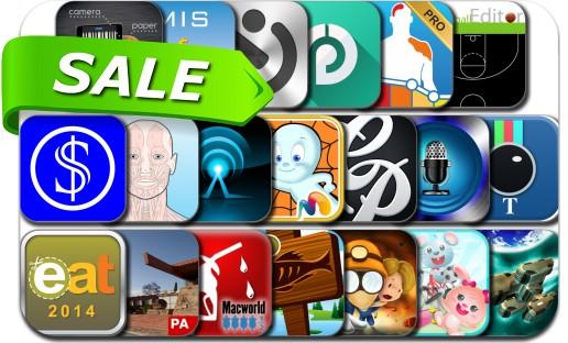 iPhone & iPad App Price Drops - September 29, 2014