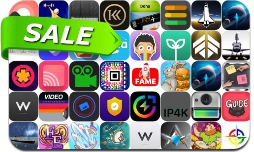 iPhone & iPad App Price Drops - September 13, 2021