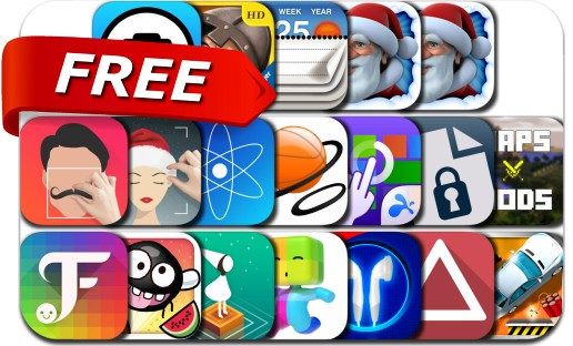 iPhone & iPad Apps Gone Free - December 2, 2015