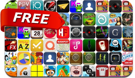iPhone & iPad Apps Gone Free - July 12