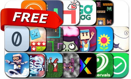 iPhone & iPad Apps Gone Free - October 22, 2018