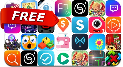 iPhone & iPad Apps Gone Free - December 14, 2019