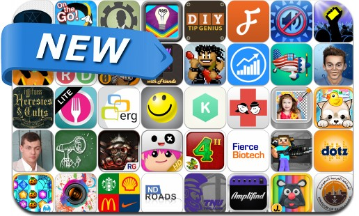 Newly Released iPhone & iPad Apps - October 5
