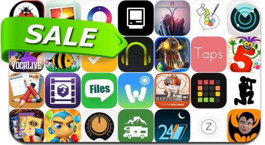 iPhone & iPad App Price Drops - December 4, 2017