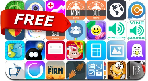 iPhone & iPad Apps Gone Free - December 11, 2014