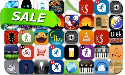 iPhone & iPad App Price Drops - December 8, 2014